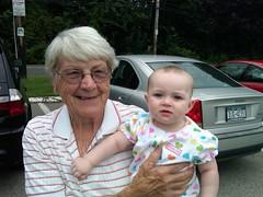 Liesl and Great Grandma