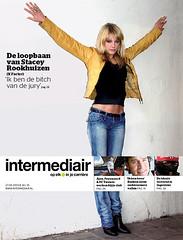 coverdesign Intermediair magazine (jaap!) Tags: art de design direction cover van martijn jaap biemans directie griendt