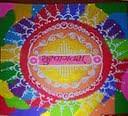 Suswagatam (Welcome) Rangoli (janakchauhan) Tags: