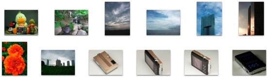 Panasonic FP8 test photos at DC.Watch