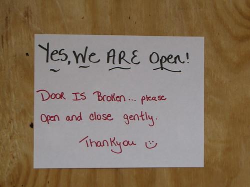 Broken Door (1)
