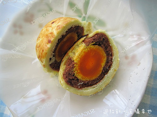 糖村月餅原味蛋黃酥