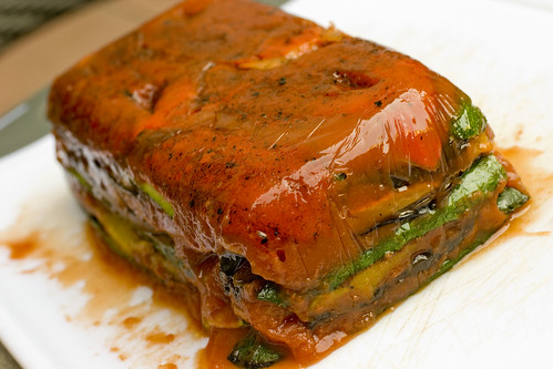 Colorful Vegetable Terrine loaf 3