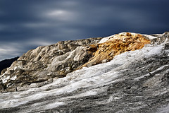 Alien Landscapes: Mammoth Hot Springs II