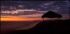 Sunset - 04 (Glenn Bartley - www.glennbartley.com) Tags: sunset bird beach birds landscape outdoors photography coast ecuador scenic environmental beaches majestic picturesque ecotourism pristine unspoiled animalsinthewild colorimage unspoilt beautyinnature ennvironment colourimage glennbartley
