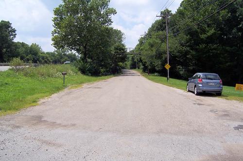 Interurban overpass