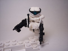 Troop 174: Special Operations Soldier (Creation Crook) Tags: snow brick lego apocalypse forge tundra troop 174 brickarms apoca