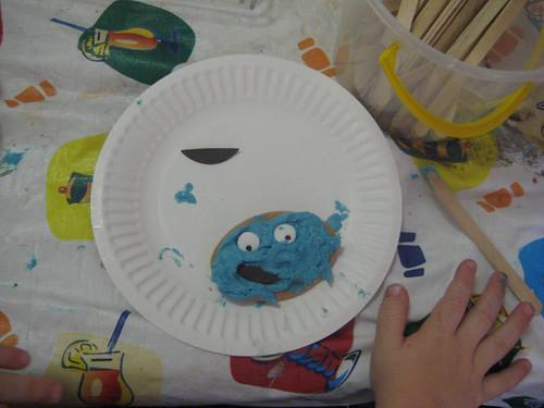 Cookie Monster Bikkie