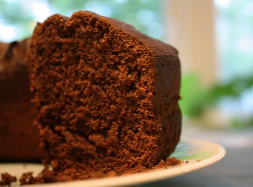 Bolo de chocolate emagrece