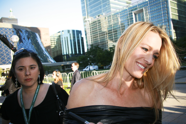 TIFF 2009 - Robin Wright Penn by Marco Manna Photography