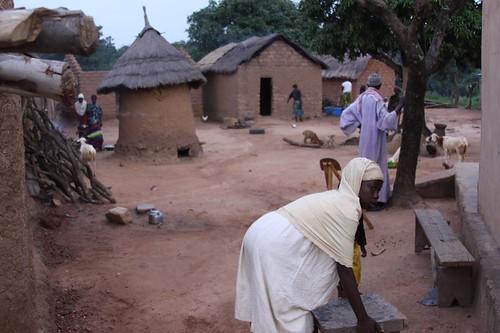 Koloko village, Burkina Faso.