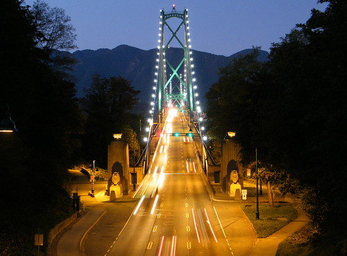 Lions Gate Bridge Photowalk