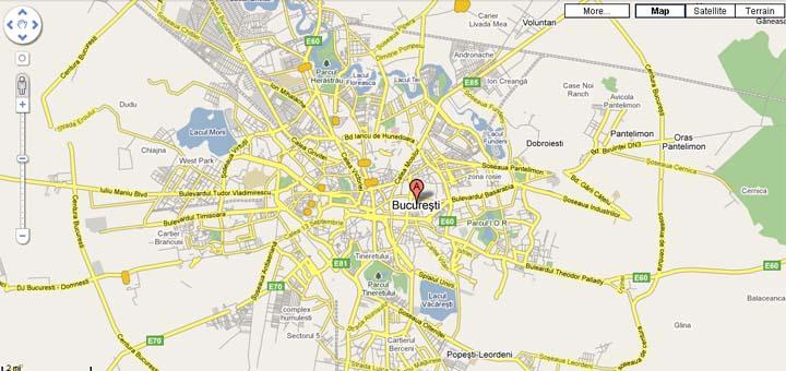 Google Maps Bucuresti Strazi Baldcirclemailer