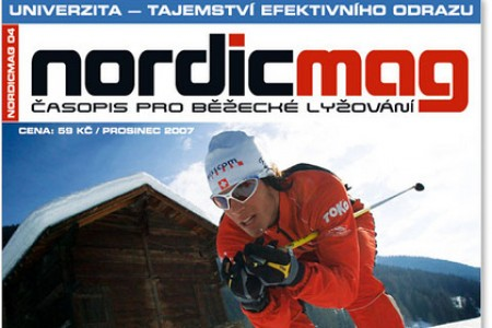 NORDICmag č. 4 - prosincové vydání 2007
