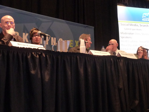 ORM panel - SMX East