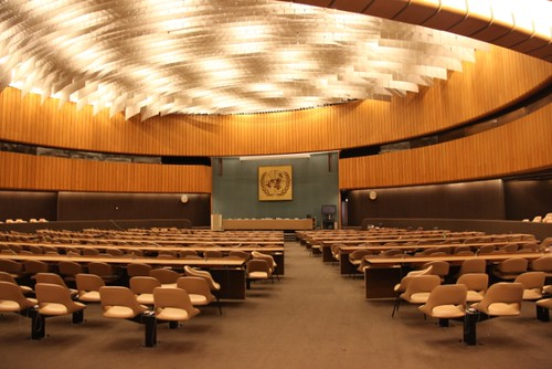 UN, Geneva, Switzerland