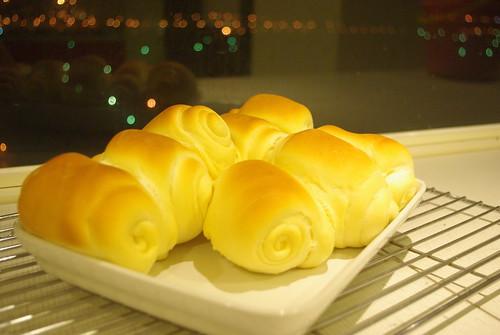久違。麵包