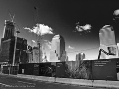Ground Zero (Michael Pancier Photography) Tags: nyc newyorkcity ny newyork blackwhite manhattan worldtradecenter 911 cities groundzero seor downtownmanhattan g10 floridaphotographer michaelpancier michaelpancierphotography landscapephotographer wwwmichaelpancierphotographycom nationalseptember11memorialplaza seorcohiba