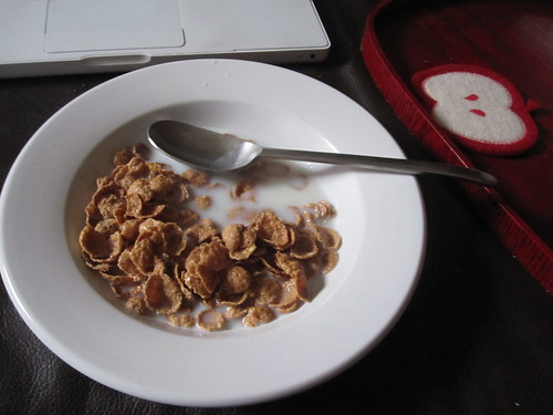 Cereals at home