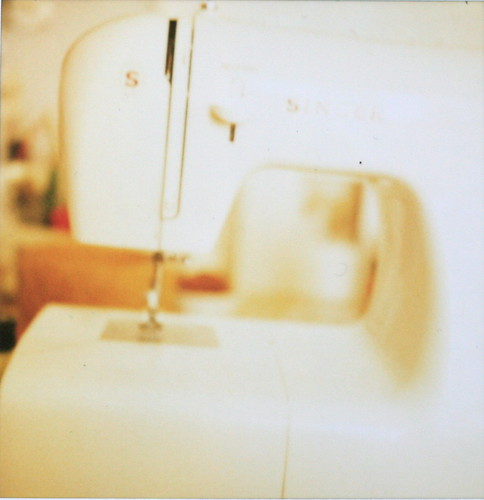 to sew...