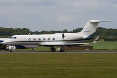 N818G - 4070 - Private - Gulfstream G450 - Luton - 090520 - Steven Gray - IMG_2799