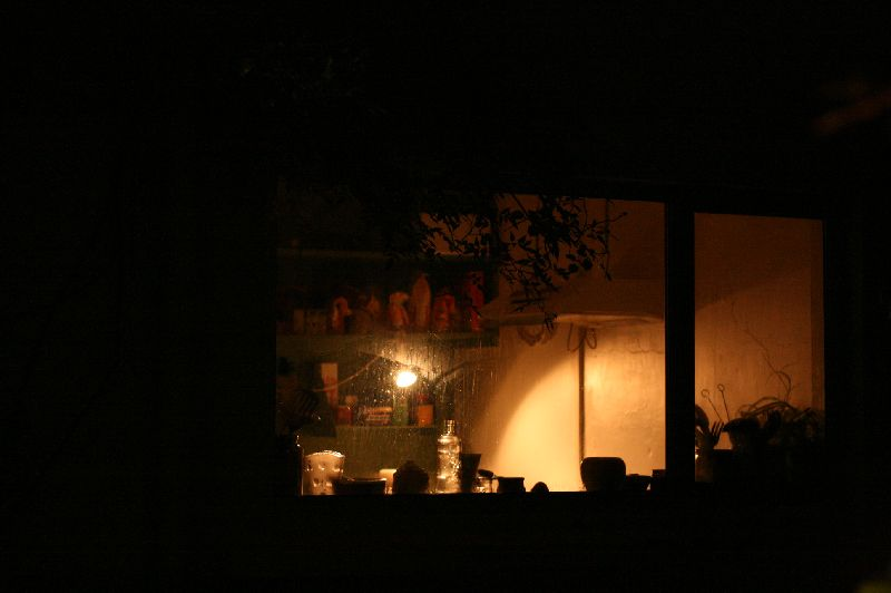 My Kitchen at Night