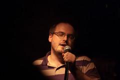 Me singing