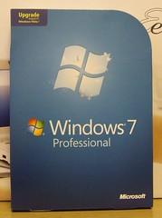 Windows 7 Pro - Front