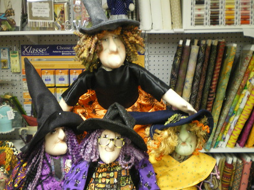 Witch dolls
