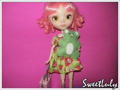 Elle Grey  Pullip My Melody (SweetLuly) Tags: dolls pullip rement mymelody pullipmymelody gizamartins