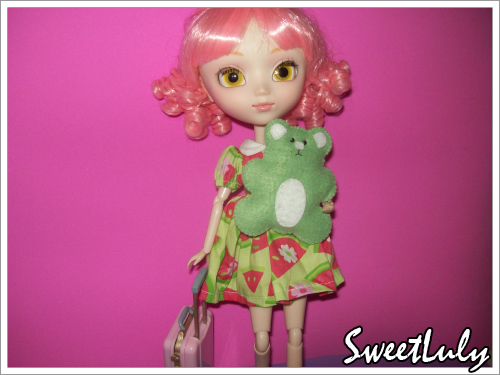 Elle Grey ? Pullip My Melody