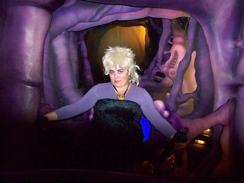 inside Ursula's Grotto