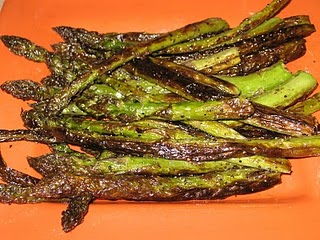 Food Junkie From Texas: Sauteed Fresh Asparagus