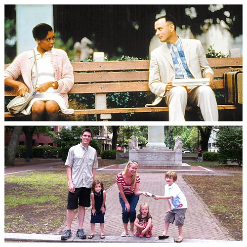 Forrest Gump locale