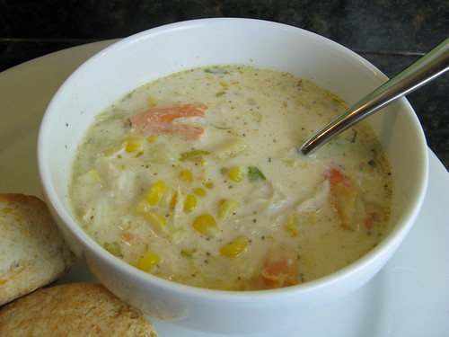Crab & Corn Chowder
