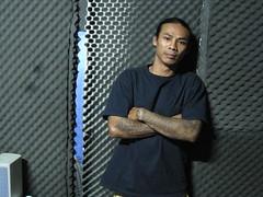 KK, founder of Tiny Toons - Phnom Penh