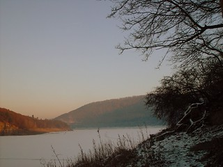 Edersee -  Janaur 2009 - Hessen
