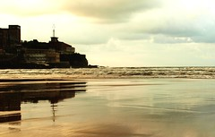 (quackeoclandestino) Tags: espaa beach spain gijn asturias playa sanlorenzo gijon playas