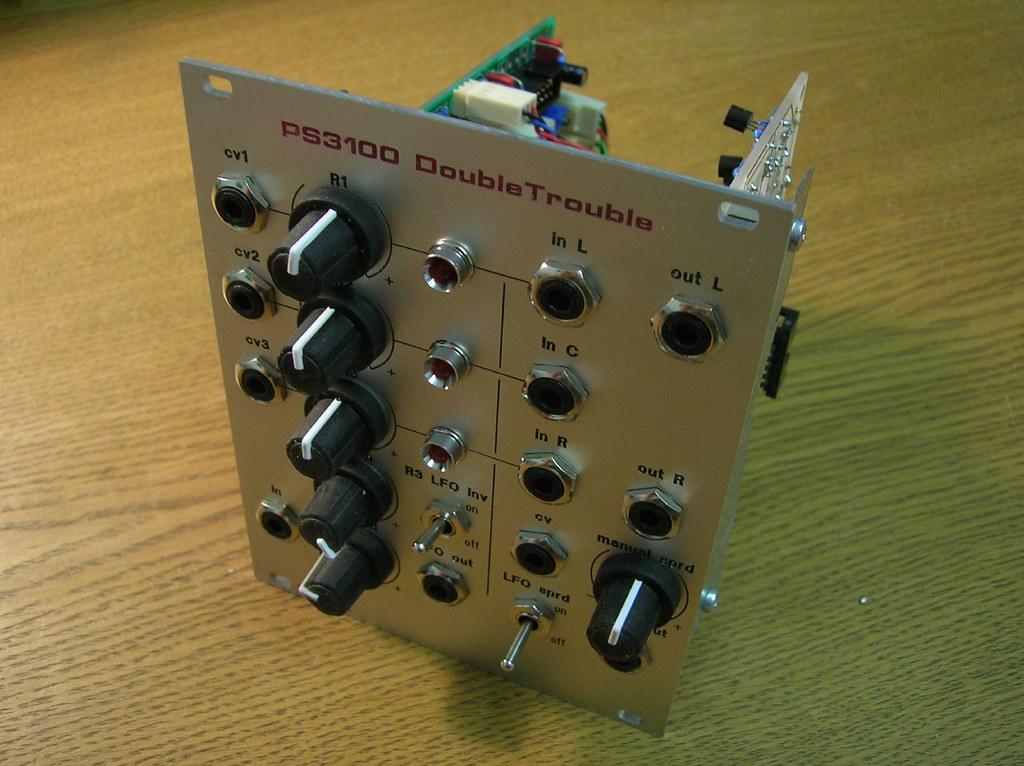 PS3100 DT wiring UR