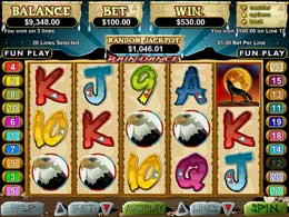 Rain Dance Nodownload Online Slot Machine