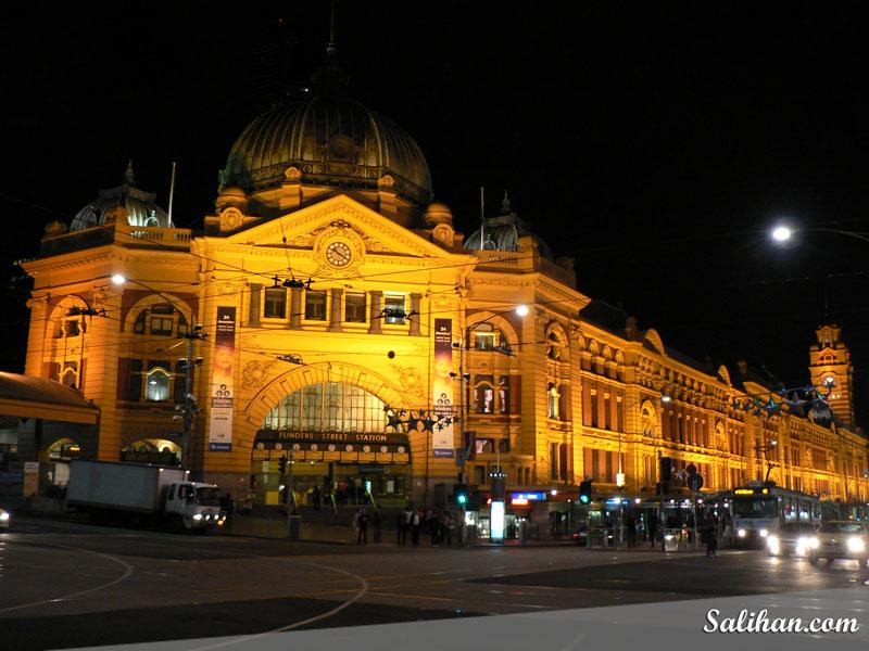 Flinders Street-Station