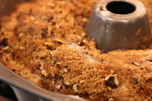 Blueberry Coffee Cake 3