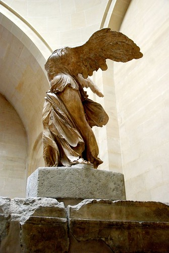 Louvre - Winged Victory
