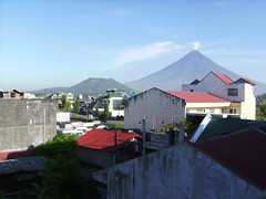 Our backyard (bu_ryan) Tags: volcano mayon legazpi