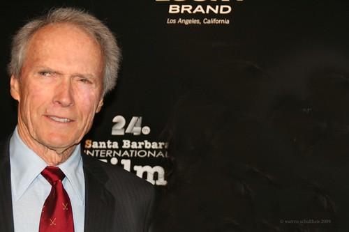 SBIFF 2009 Clint Eastwood