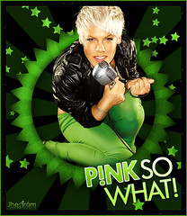P!nk - So What! (Jhess Armburo) Tags: pink justin school light party wallpaper vanessa music baby paris color cute sexy verde green art girl by lady night digital photoshop nude de mexico fun photography design dvd high concert graphics photos brothers banner dream disney pop funhouse cover header single hollywood mtv latin stupid what xxx zac visual jonas sober layouts sinaloa montagens portada blend vma miley efron jhesus so aramburo armburo jhearm jhearam