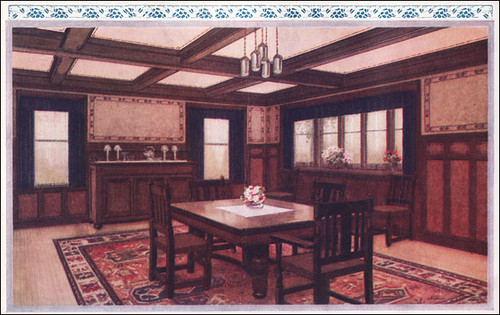 paint sherwin wallpaper williams. 1912 Sherwin Williams Paint Ad by American Vintage Home