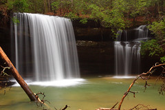 Glorious (Barry Minor (bmine5)) Tags: park trees favorite fall water beautiful beauty rock creek waterfall flickr awesome great alabama falls spray national wilderness finest caney bankhead classique sipsey naturesfinest bmine bmine5