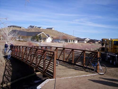 Mexican Ditch Trail North Bridge