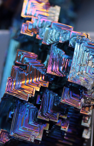 Bismuth Iridescence